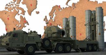 С-500 позволит России увеличить количество своих военных баз в мире