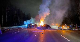 Посмотреть видео аварий на дорогах