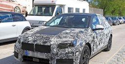 Шпионы опубликовали фото с тестов BMW 1-Series 2019