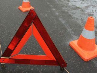 Три человека пострадали в аварии на юге Москвы
