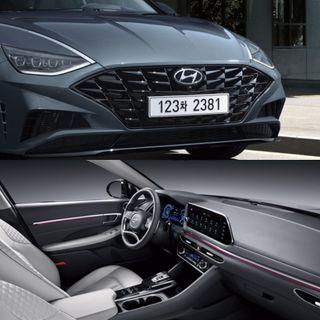 Hyundai Sonata Sensuous 2021. Фото: Hyundai