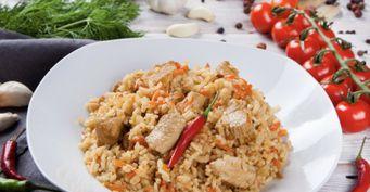 Насыщенный Плов— Добавки, скоторым блюдо станет еще вкуснее