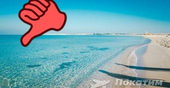 ВКрымские Мальдивы ниногой: Туристка назвала главные минусы Оленевки