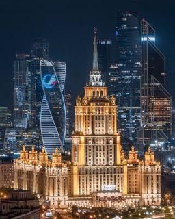 Москва-сити почти рядом… @strogolexa