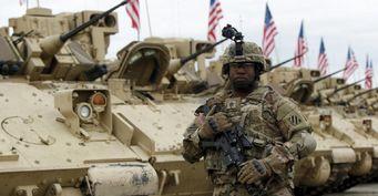 Столкновение России иСША неизбежно: Пентагон возвращает войска вСирию