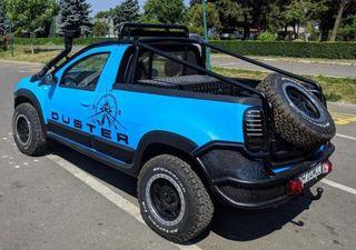 Фото: Renault Duster Pickup, источник: Gaadiwaadi