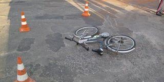 ДТП: в Москве мотоциклист насмерть сбил пешехода