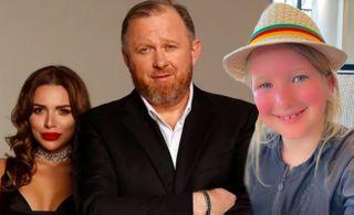 На фото: Валерия Куденкова, Константин Ивлев и его дочь МарусяИсточник: Pokatim.ru