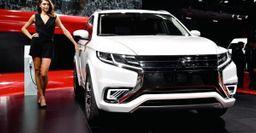 Mitsubishi готовится к выпуску нового поколения Outlander