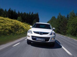 Новое поколение кроссовера Mazda CX-9 получит четырехцилиндровый двигатель