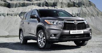 В России продажи подержанных авто марки Toyota увеличились на 24%