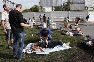 По делу об аварии в московском метро были задержаны два сотрудника подземки