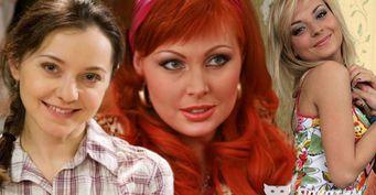 «Универ» и«Счастливы вместе» стали точкой: Рубцова, Сагалова иБочкарёва испортили карьеру актрис из-за сериалов ТНТ