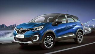 Фото: Renault Kaptur, источник: Renault