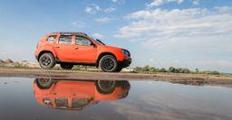 Сделал максимально удобным: О своем уникальном Renault ProDuster рассказал блогер