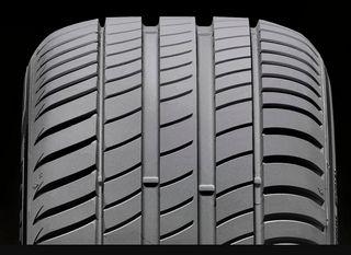 Классический вариант протектора летней шины