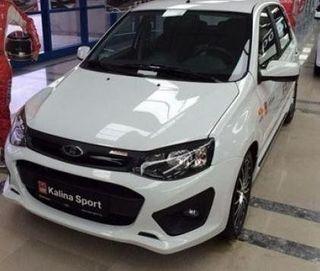 АвтоВАЗ официально презентовал новую Lada Kalina Sport