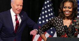 Мишель Обама может стать первой чернокожей женщиной вице-президентом США благодаря Байдену