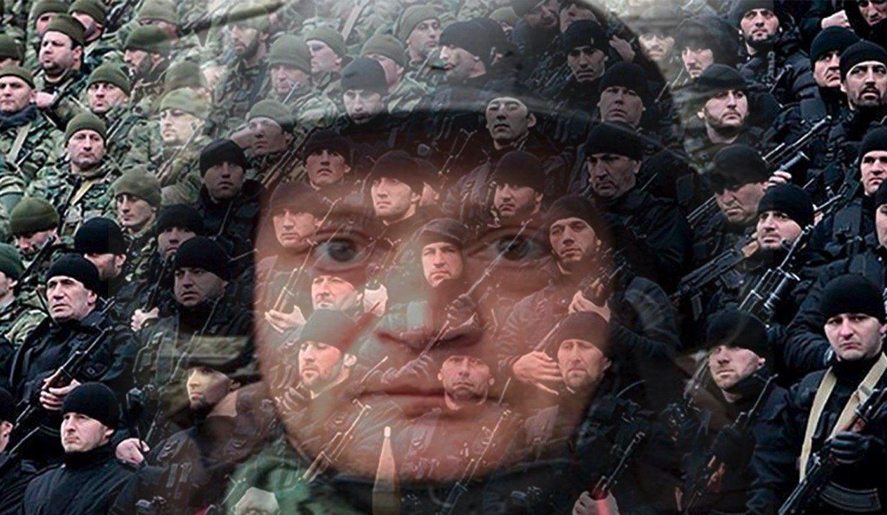 Миф обучастии «кадыровцев» ввойне наДонбасе развеял военкор «Комсомолки»