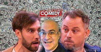 «Чем больше богатеют, тем хуже сюмором. Отвратительно»: Поклонники Comedy Club захейтили дуэт «Иванов, Смирнов»