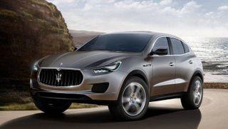 Maserati перенесла на год выпуск первого кроссовера