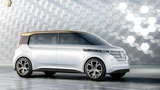 Volkswagen покажет в Детройте электрический минивэн I.D