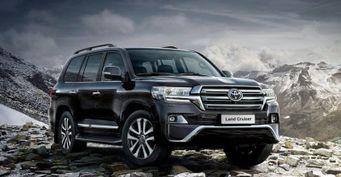 Альтернатива Toyota Land Cruiser: Составлен ТОП-5 рамных внедорожников с пробегом