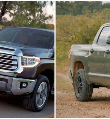 Станет мощнее, чем «Крузак»: Toyota Tundra 2020 может получить новый гибридный V6