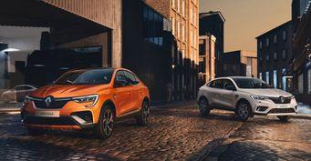 «АвтоВАЗ» может запустить производство «европейской» Renault Arkana