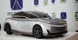 В России представили проект инновационного «лего-суперкара» CML CAR с электромотором