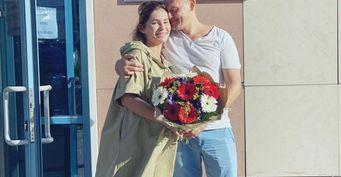 Степан Меньщиков и Ангелина Монах подали заявление в ЗАГС