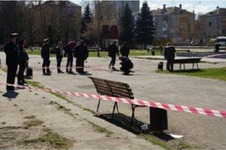 В Брянске из-за взрыва гранаты на остановке пострадал человек