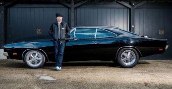 На аукционе выставили Dodge Charger 1969 модельного года Брюса Уиллиса