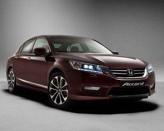 «Honda Accord» стала самым популярным седаном в США