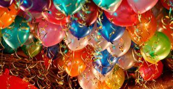 Шарики на детский день рождения и наборы из шаров – подарите имениннику яркие эмоции