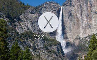 Apple запустила ОБТ OS X Yosemite для компьютеров MAC