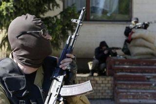 Ополченцы ДНР взяли в «котел» батальон «Киевская Русь»