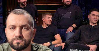 «Туповатые ребята»: Руслан Белый оскорбил зрителей шоу «Что было дальше?» июмор его ведущих