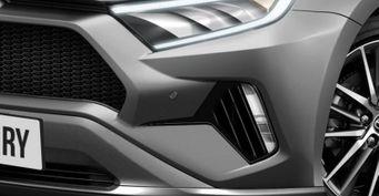 Смахивает наLand Cruiser: «Злая» Toyota Camry нового поколения представлена нарендерах