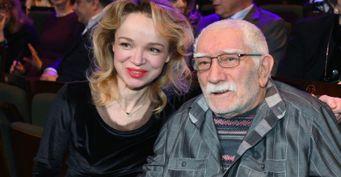 Не пришла на похороны Джигарханяна — значит не любила: Цымбалюк-Романовская придумывает отговорки, почему не пришла проститься с бывшим мужем
