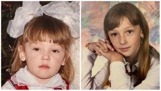 Анастасия Ивлеева в детстве и юности