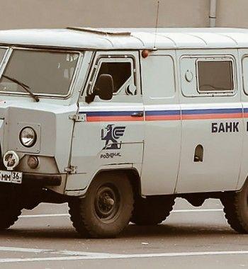 УАЗ напомнил о броневике «Коналю» на шасси «Буханки»
