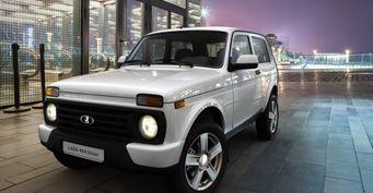 Озвучена стоимость внедорожника LADA 4X4 для рынка Китая