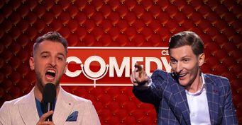 Полный игнор: Бебуришвили показал неприязнь кВоле прямо насцене Comedy