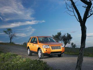 Land Rover Freelander. Фото: JLR