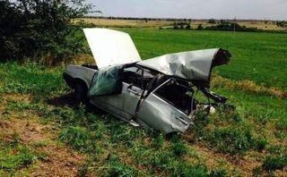 ДТП в Каменском районе унесло жизни двух человек