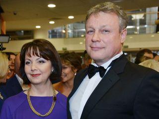 Жигунов иНовикова вместе намероприятии\Источник: myseldon.com