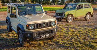 «Уделала» набездорожье: Австралийцы оценили LADA 4×4 выше Suzuki Jimny