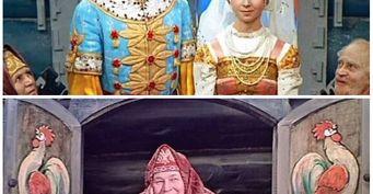 Настенька, Варвара-краса, бабушка-сказительница иБаба-Яга: Как сложилась жизнь актёров сказок Александра Роу