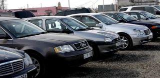 Упали продажи новых германских автомобилей